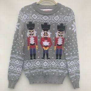 Tipsy Elves Nutcracker Ugly Christmas Sweater
